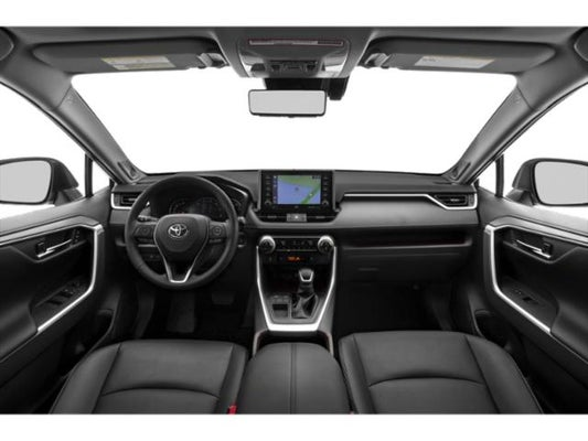 2019 Toyota Rav4 Compact Crossover Review Digital Trends
